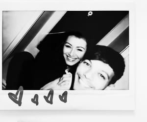 black and white, girlfriend, and eleanor calder image