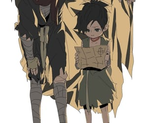 anime, manga, and dororo image