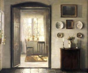 art, danish, and sunlit image