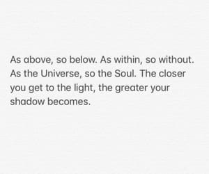 light, shadow, and soul image