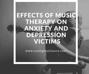 anxiety music therapy image