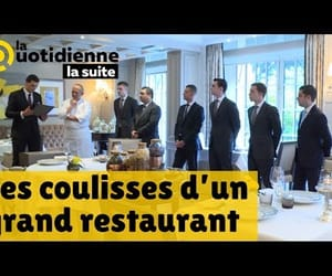 restaurant and video image