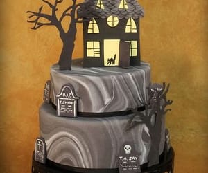 cakes, easter, and Halloween image