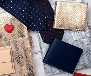 fashion, wallet, and leather wallet image