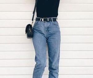clothes, fashion, and purse image