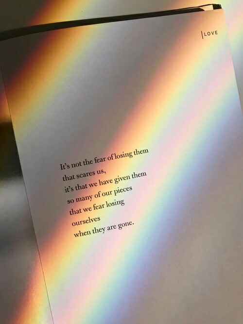 Image about quotes in rainbow aesthetic by jess