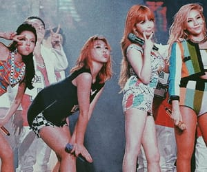 CL, minzy, and kpop image