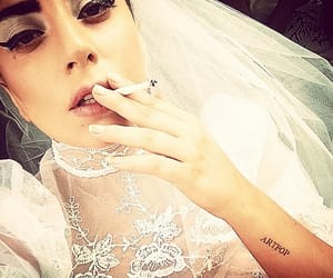 aesthetic, celebrities, and cigarette image