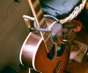 article, guitar, and OC image