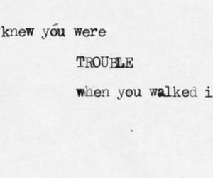 red, Taylor Swift, and i knew you were trouble image