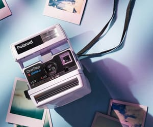 polaroid, aesthetic, and photography image