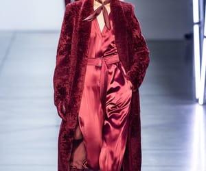 fur, fashion, and silk image