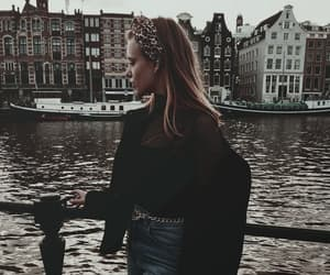 amsterdam, girl, and amethysthe image