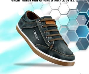 fashion, men shoes, and footwear image