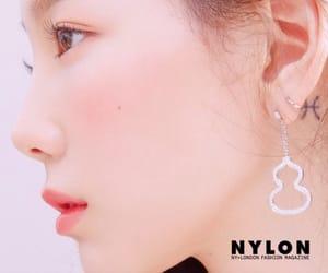 girls generation, taeyeon, and nylon image