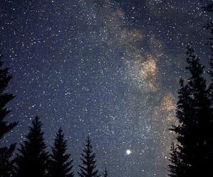 earth, stars, and stars shine image