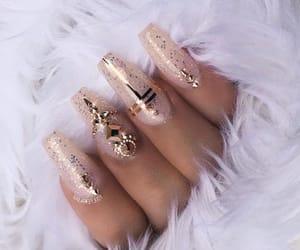 glitter, gold, and lush image