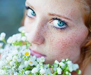 belleza, mirada, and ojos image