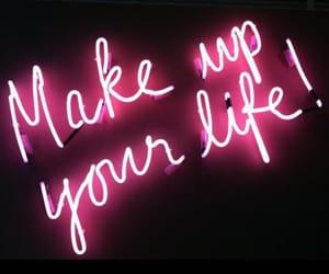 light, life, and neon image
