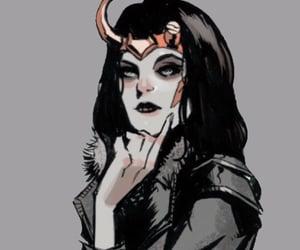 mine, marvel comics, and lady loki image