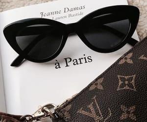 sunglasses, fashion, and paris image