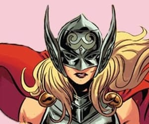 thor, marvel comics, and comic book icon image