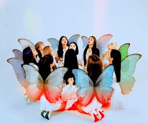 butterfly, yves, and loona image