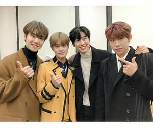 mxm, woojin, and wanna one image