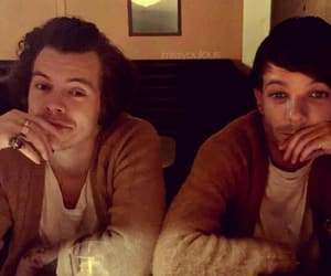Harry Styles, boy, and louis tomlinson image