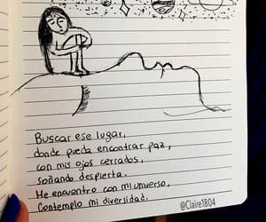 book, deep, and spanish image