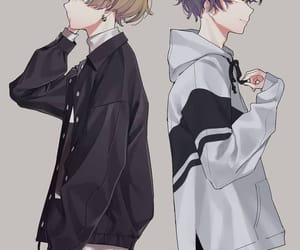 anime boy, anime, and cool image