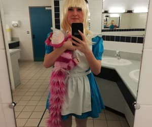 alice, fait main, and cosplay image