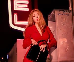 korean, Queen, and sexy image