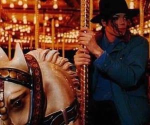 carousel, legend, and michael jackson image