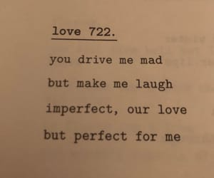 imperfect, mad, and poetry image