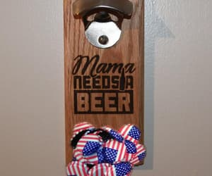 bottle opener, home bar, and etsy image