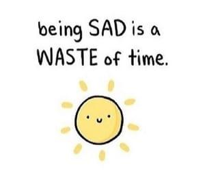 happy, smile, and sun image
