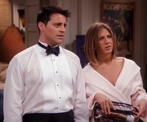 90s, Joey, and rachel green image