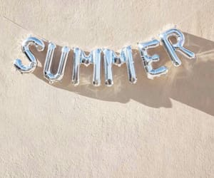 summer, balloons, and tumblr image