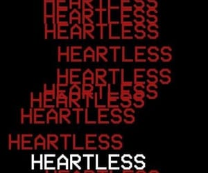 grunge, heartless, and love quotes image