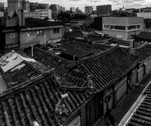 architecture, korea, and sk image