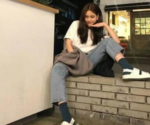 asian girl, girl, and korean girl icons image