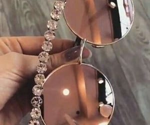 bling, jewels, and shades image