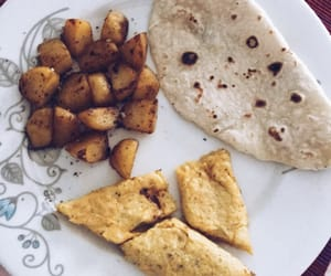 asian, roasted, and roti image
