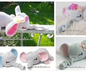 amigurumi, crochet, and toys image