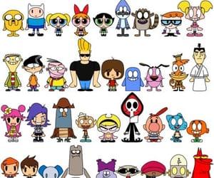 cartoon, childhood, and cartoon network image