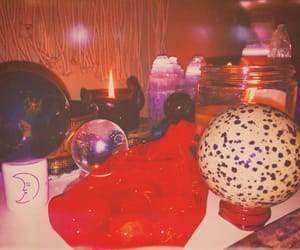 aesthetic, crystals, and witchcraft image