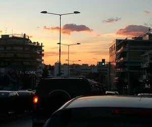 Athens, sunshine, and sky image