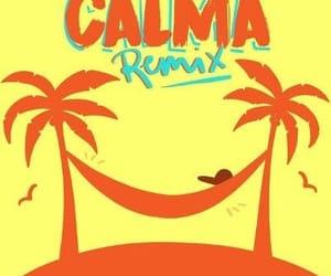 album, cover, and calma image