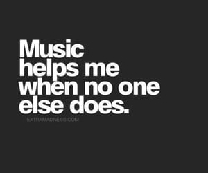 text, me, and music image
